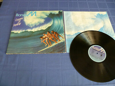 LP: Boney M. - Oceans Of Fantasy