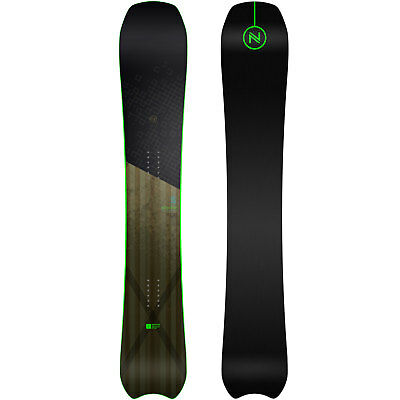Nidecker Spectre Men's Snowboard Freecarve Race Alpine Freeride Camber 2019 New
