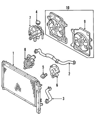 Ford L8000 Brakes Diagram