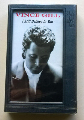 DCC Digital Compact Cassette Tape - Vince Gill - I Still Believe In You