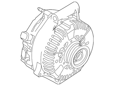 Brand New Oem Alternator Focus Transit Connect Escape Mariner 8s4z