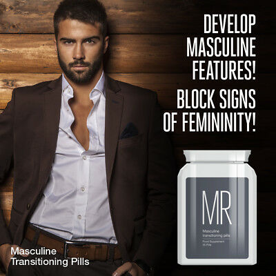 Transgender Masculinise T Booster Lgbt For Sale Mr Ftm Testosterone Booster Pills Sexual Wellness