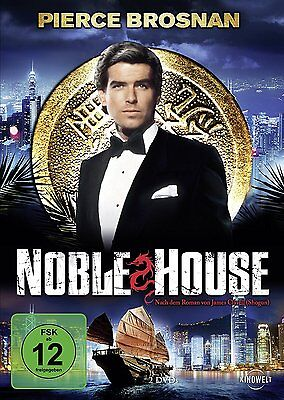Noble House Die Komplette Miniserie Mit Pierce Brosnan Dvd  Deutsch