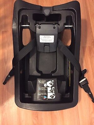 Evenflo Litemax 35 Infant Baby Car Seat Base Black,Extra Replacement Latch Black