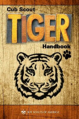 The Official Boy Scouts of America Cub Scout Tiger Handbook