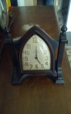 New haven 8 day Jeweled clock