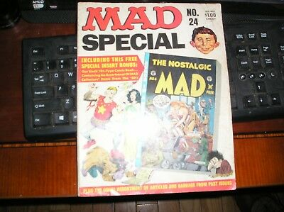 Mad Super Special #24  Includes Insert