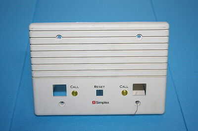 Simplex 5001-9332 Patient Station Nurse Call Equipment
