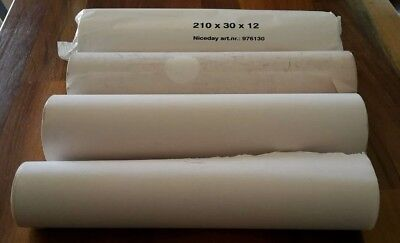 Fax paper.  2 new rolls, 1 nearly new roll and 1 partially used roll.