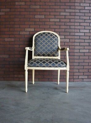 Chair ~ French Accent Chair ~ Bergere Chair ~ Nicole Chair by Ethan Allen
