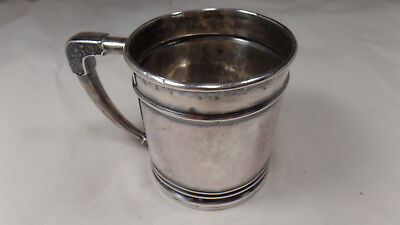 Antique (1883) Sterling Silver Childs Cup, by Whiting #122