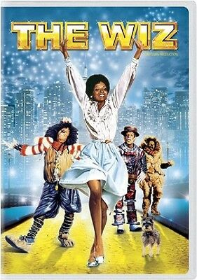 The Wiz - NEW DVD--FREE UPGRADE TO 1ST CLASS SHIPPING