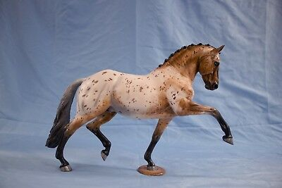 CM Custom Breyer Model Horse Appaloosa