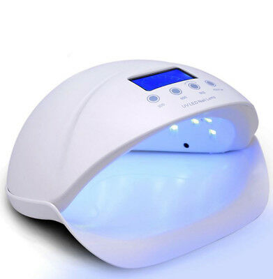 50W LED Nail Lamp UV Light Nail dryer Curing Machine Gel Nail Polish Art Tool