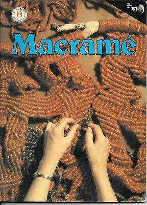 Vintage Summit Macrame Book
