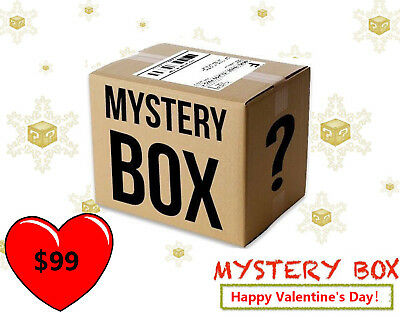 Mysteries Box ! Christmas Greeting ! Anything possible ❤ New Year Gift ❤