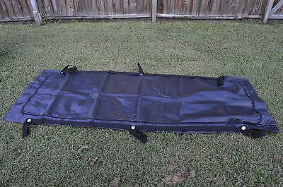 U.s. Military Issued Body Bag/human Remains Black Bag Heavy Duty
