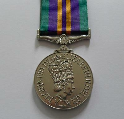 Medals - Accumulated Campaign Service ( Acsm ) Medal Full Size. - Stunning.