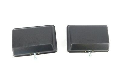 Tray Back Ute Door Mirror Heads pair for Toyota Landcruiser 70 75 78 Series