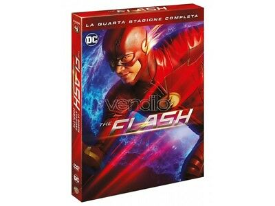 The Flash - Stagione 4 Serie Tv Dvd