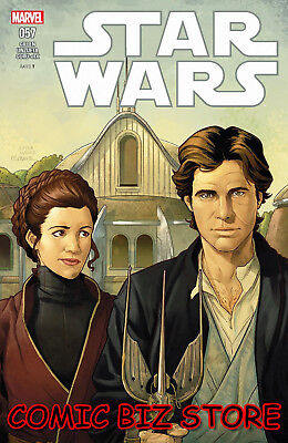 Star Wars #57 (2018) 1St Printing Bagged & Boarded Marvel Comics
