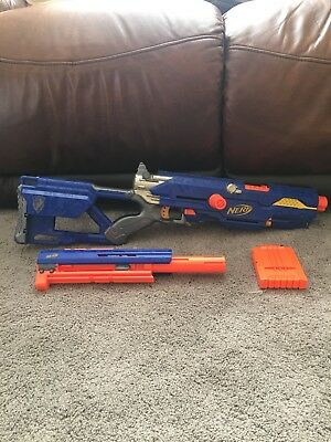 NERF long strike
