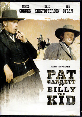 Pat Garret E Billy The Kid - Dvd Nuovo E Sigillato, Fuori Catalogo, Raro!