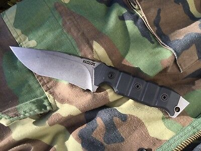 Raidops Soldier Spirit Ranger C Tactical Knife Fixed Full Tang No Strider rar
