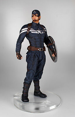 Marvel Gentle Giant Captain America The Winter Soldier 1/4 Statue wie Sideshow !