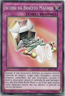 Yu-Gi-Oh! Bp03-It201 Scudo Da Braccio Magico Comune The Real_Deal Shop