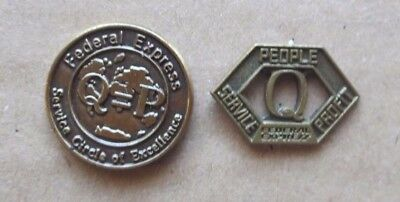 FedEx Federal Express Pins