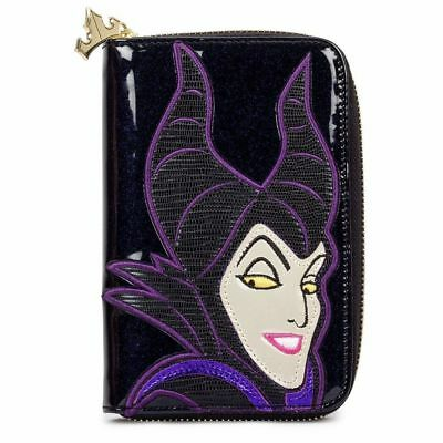 VHTF Disney's Maleficent Wallet by Danielle Nicole for Phone, Notes & Cards BNWT