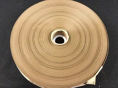 "Heavy Nylon Webbing Milspec 476 8305 Coyote Tan 1"" X 100yds 1 Roll Qty"
