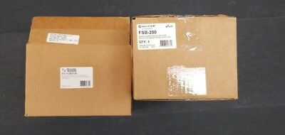 FSB-200 Beam detector with BEAMMK mounting kit new in boxes