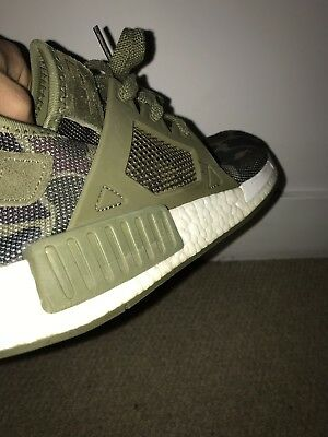 the latest 7b4d0 233a0 ADIDAS NMD XR1 Duck Camo Olive Cargo SIZE 10