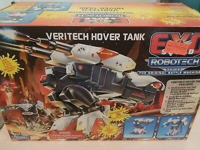 Exo Squad Harmony Gold Robotech Veritech Hover Tank - Playmates