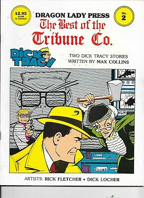 Dragon Lady Press #2 The Best of the Tribune C0.  Dick Tracy