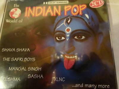 CD - Indian Pop