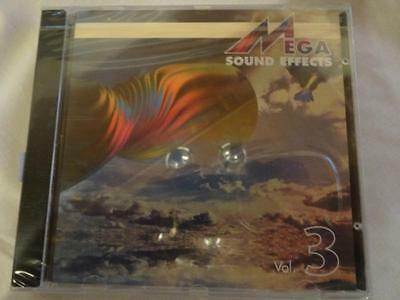 CD - - NEU - mega sound effects