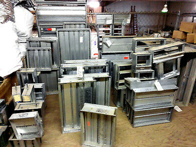 Large Lot of Greenheck assorted DAMPERS