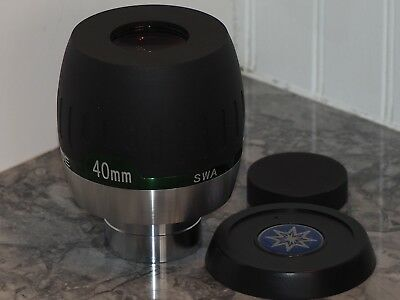 """MEADE Series 5000  40mm SWA Eyepiece for Telescope 2.0"""""""