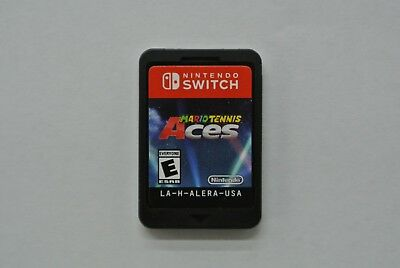 Mario Tennis Aces (Nintendo Switch, 2018) Game Only