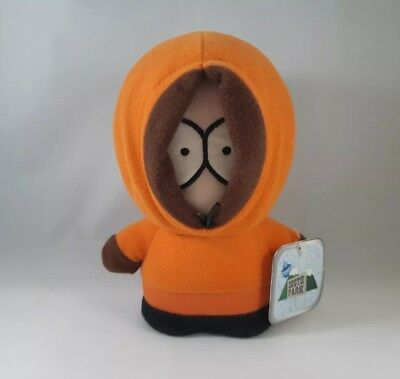 South Park Kenny Plush - Vintage with Tags - 7 Inch