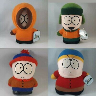 Cartman South Park Plush - Vintage With Tags - 8 Inch