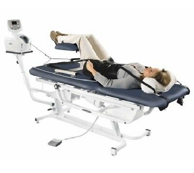 Chattanooga Traction Table, Traction Head, Saunders Cervical, Flex Stool, Belts