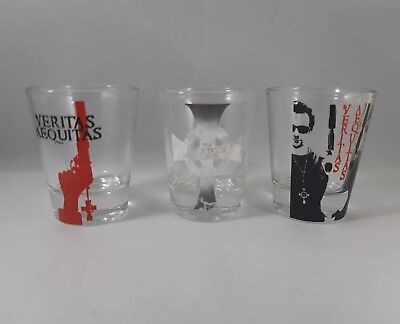 The Boondock Saints - 3 Shot Glases Set