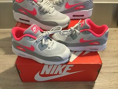 6e096bae3133d BASKET ENFANT FILLE Nike Air Max 90 pointure 27 - EUR 55,00 ...
