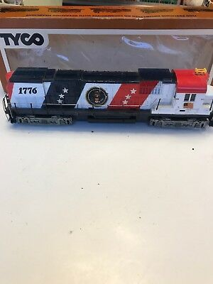 Tyco Train Presidential 1776 Engine