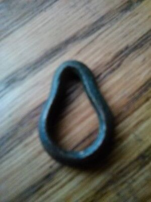 Celtic ring/proto money, odd shapes!  Rare.
