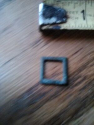 Celtic ring/proto money...odd shape! Rare.
